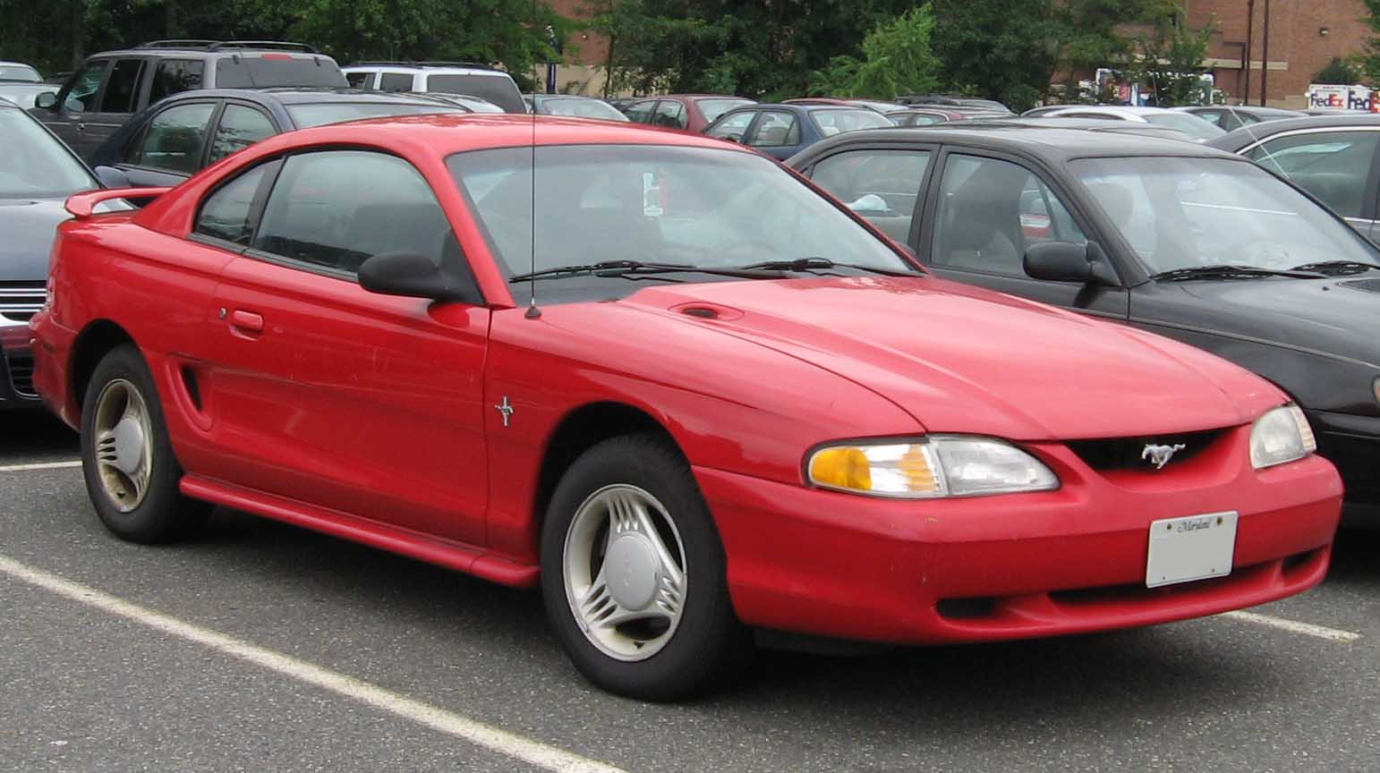 1994 Ford Mustang #14