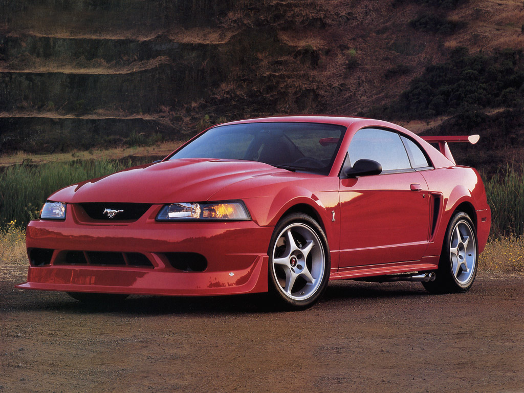 2000 Ford Mustang #16