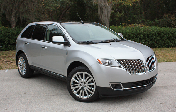 2011 Lincoln Mkx Photos Informations Articles Bestcarmag