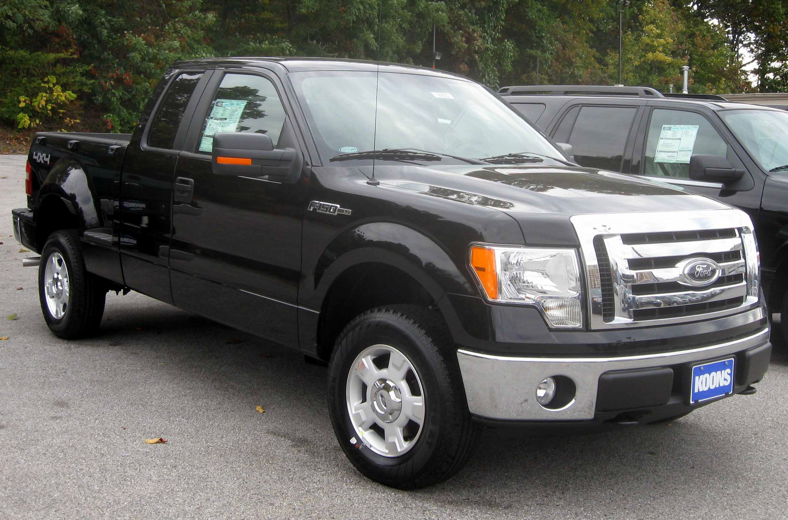 2008 Ford F-150 #9