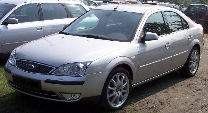 2004 Ford Mondeo #10