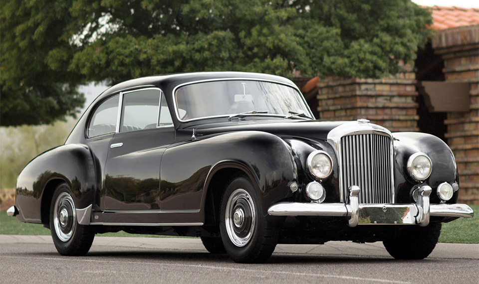 1955 Bentley R Type Continental #13