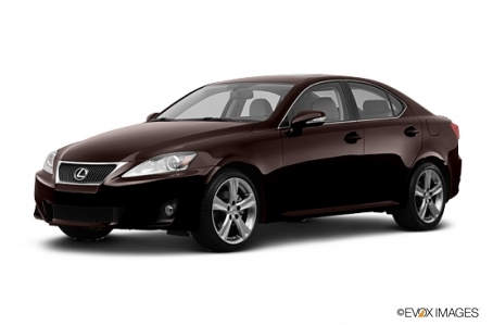 2012 Lexus Is 250 #5