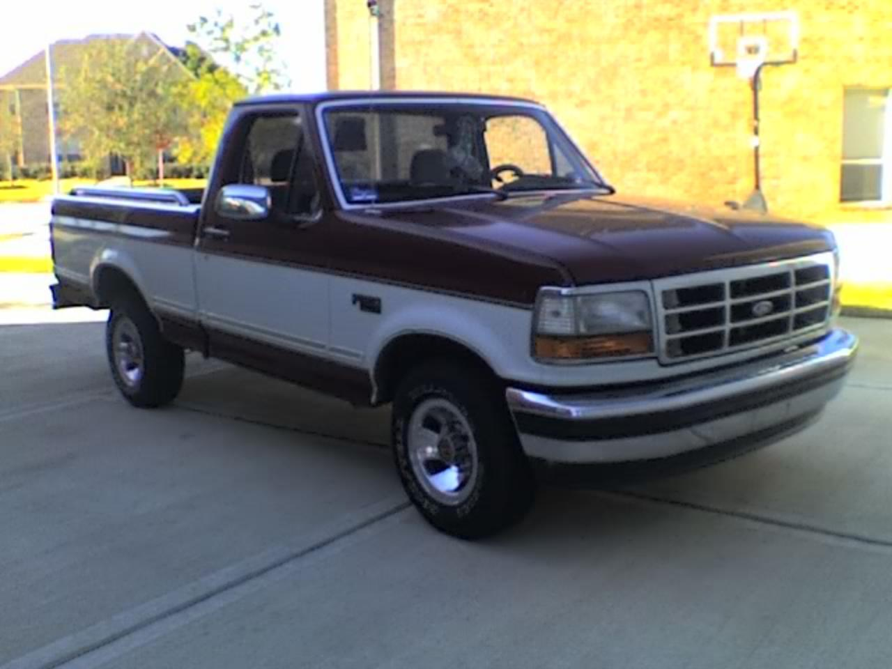 1993 Ford F-150 #2