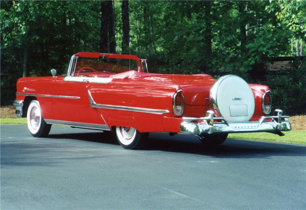 1955 Mercury Montclair #16