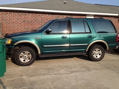 1997 Ford Expedition #15