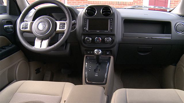 2014 Jeep Patriot #13