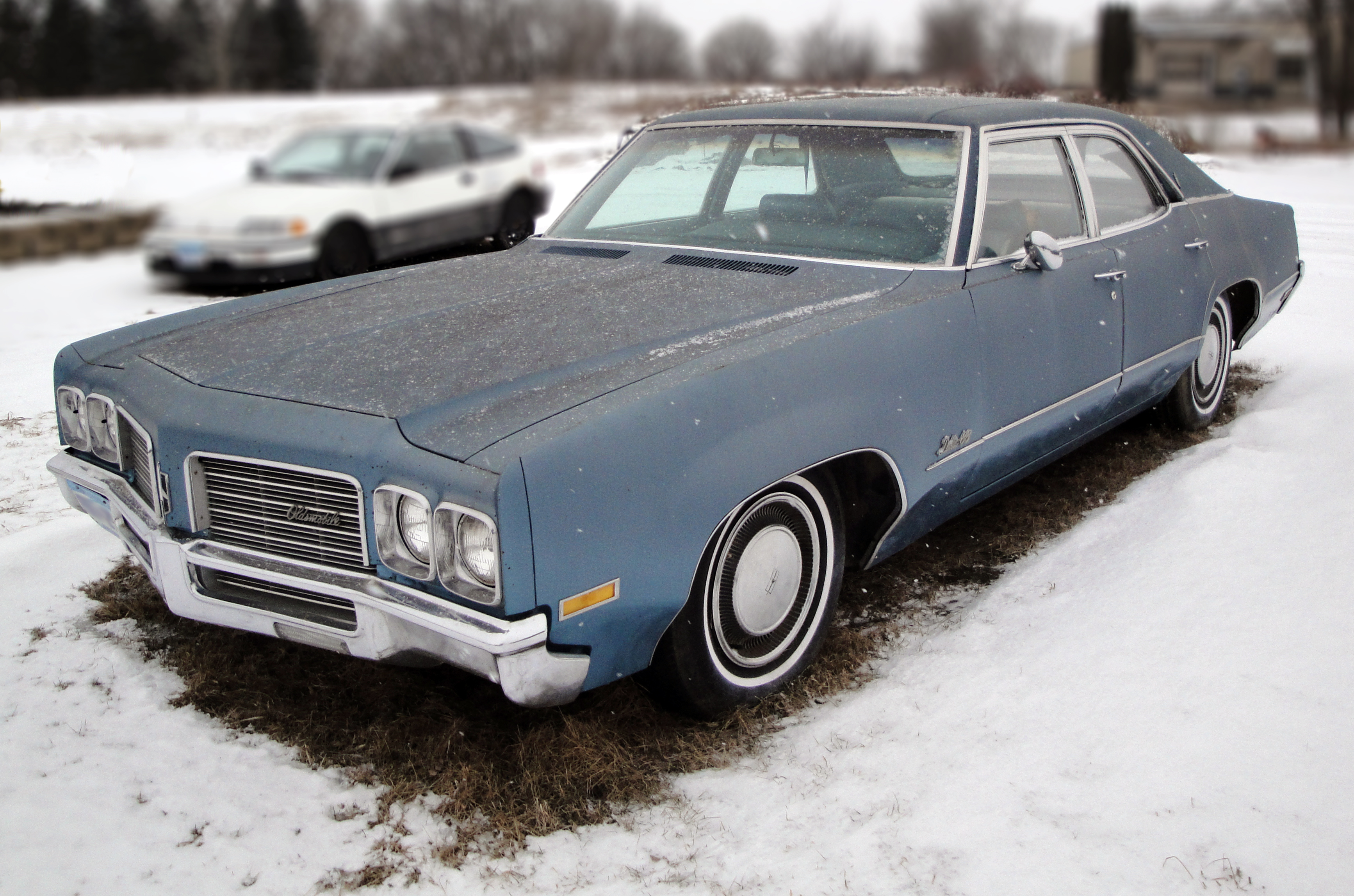 1970 Oldsmobile Delta 88 Photos, Informations, Articles - BestCarMag.com