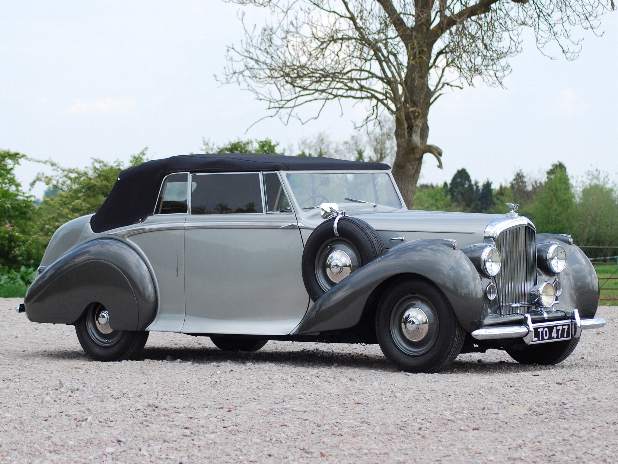 1949 Bentley Mark Vi Photos Informations Articles