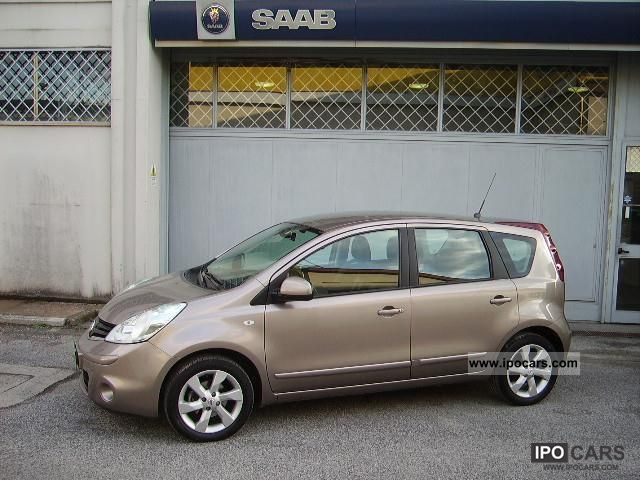 2010 Nissan Note #10