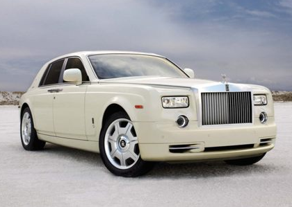 2012 Rolls royce Ghost #4
