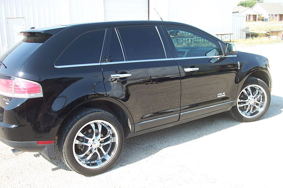 2008 Lincoln Mkx #4