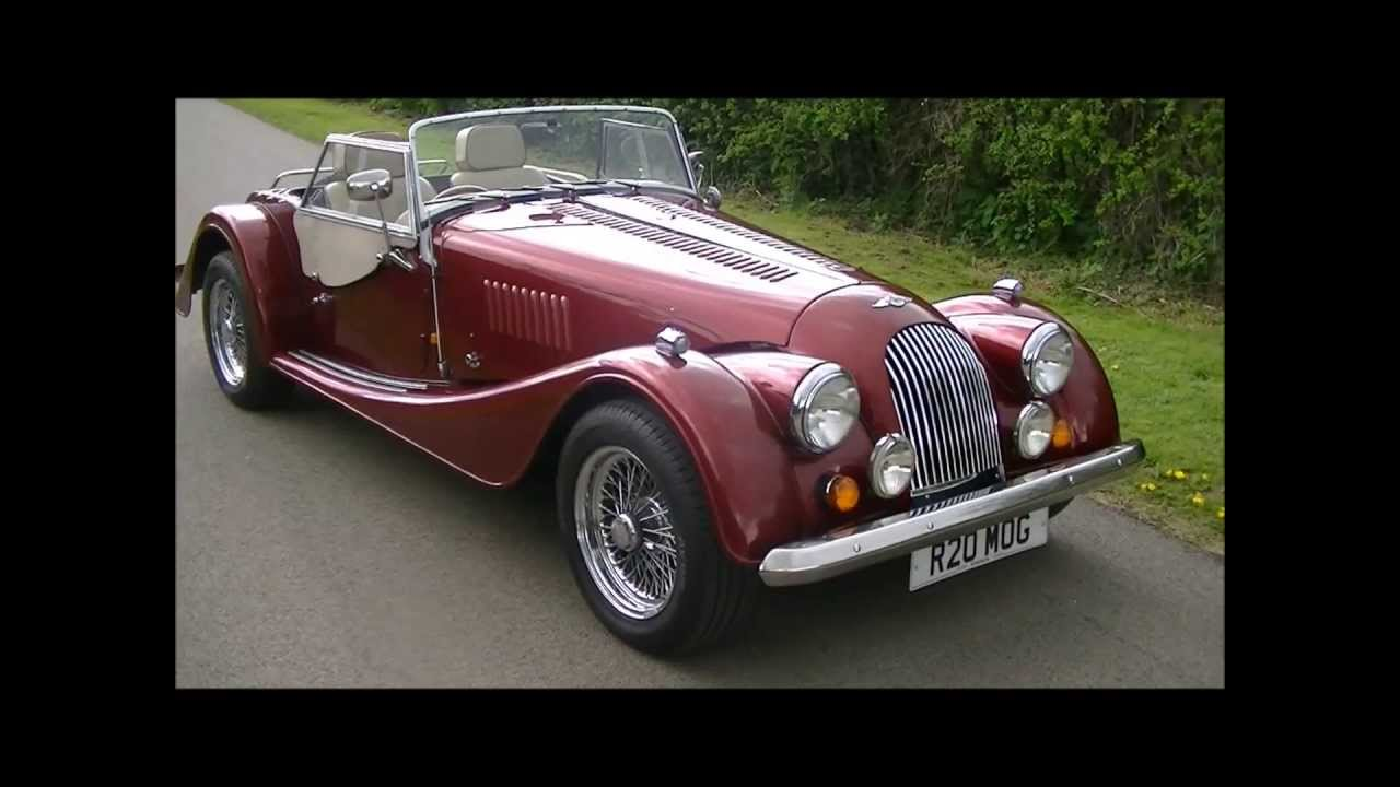 1997 Morgan Plus 4 #3