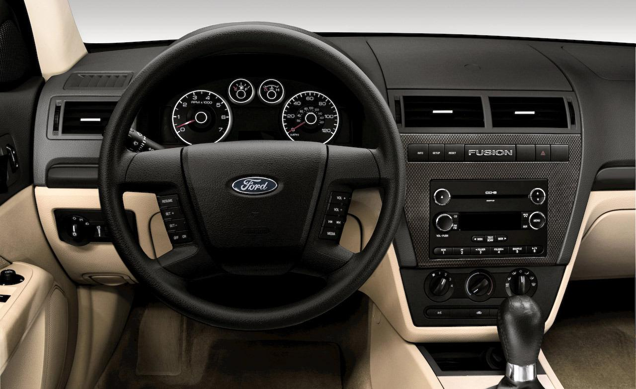 2009 Ford Fusion #2