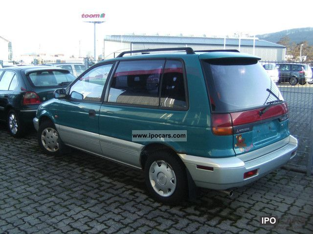 1994 Mitsubishi Space Runner #9