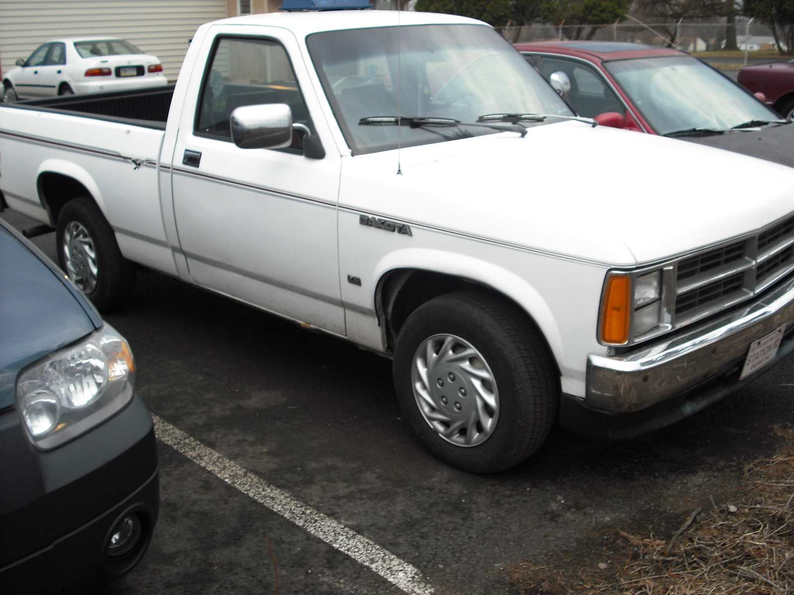 1990 Dodge Dakota #8