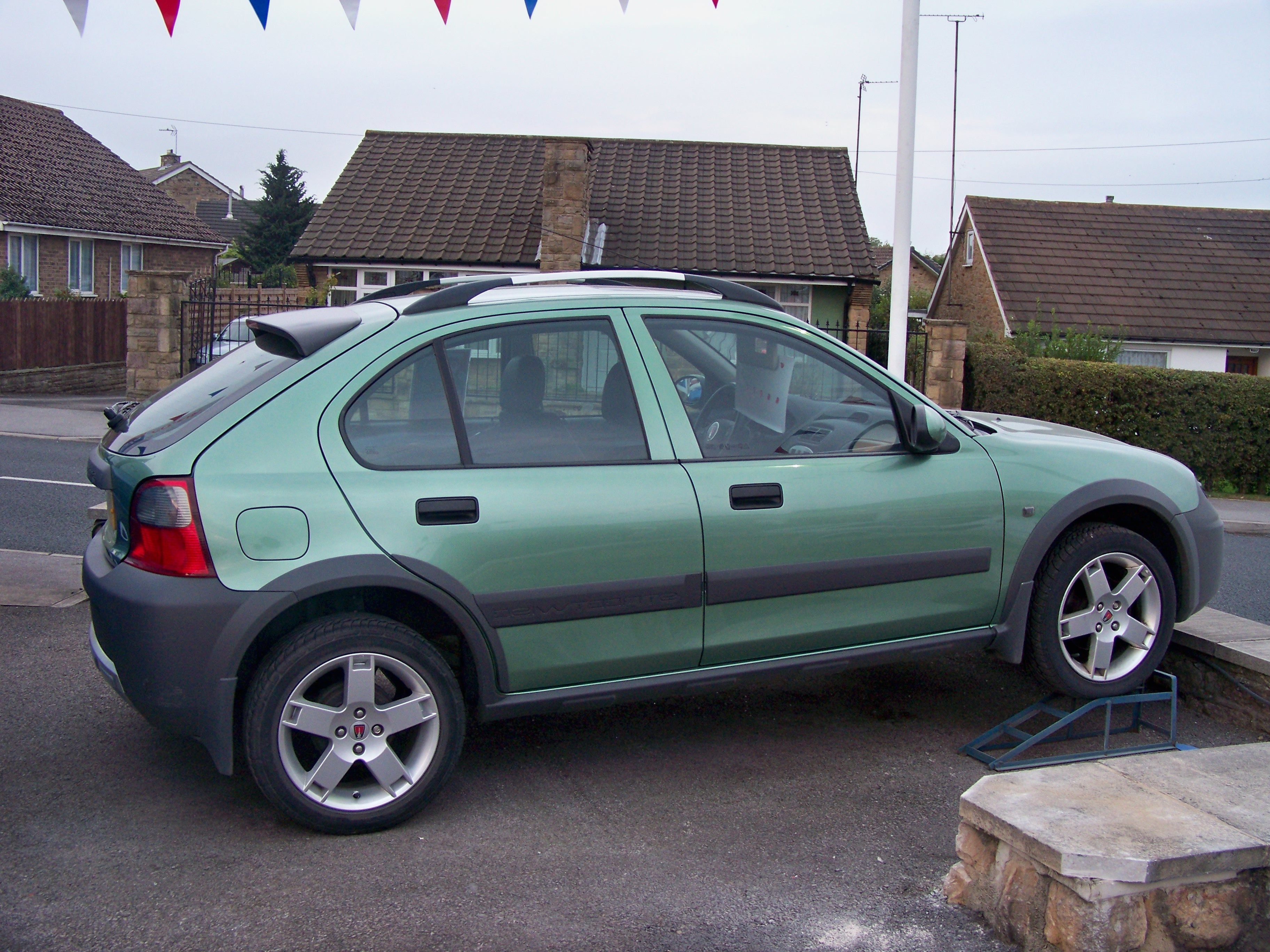 2003 Rover Streetwise #4