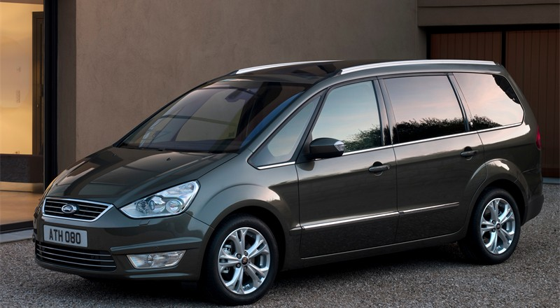 2009 Ford S-Max #12
