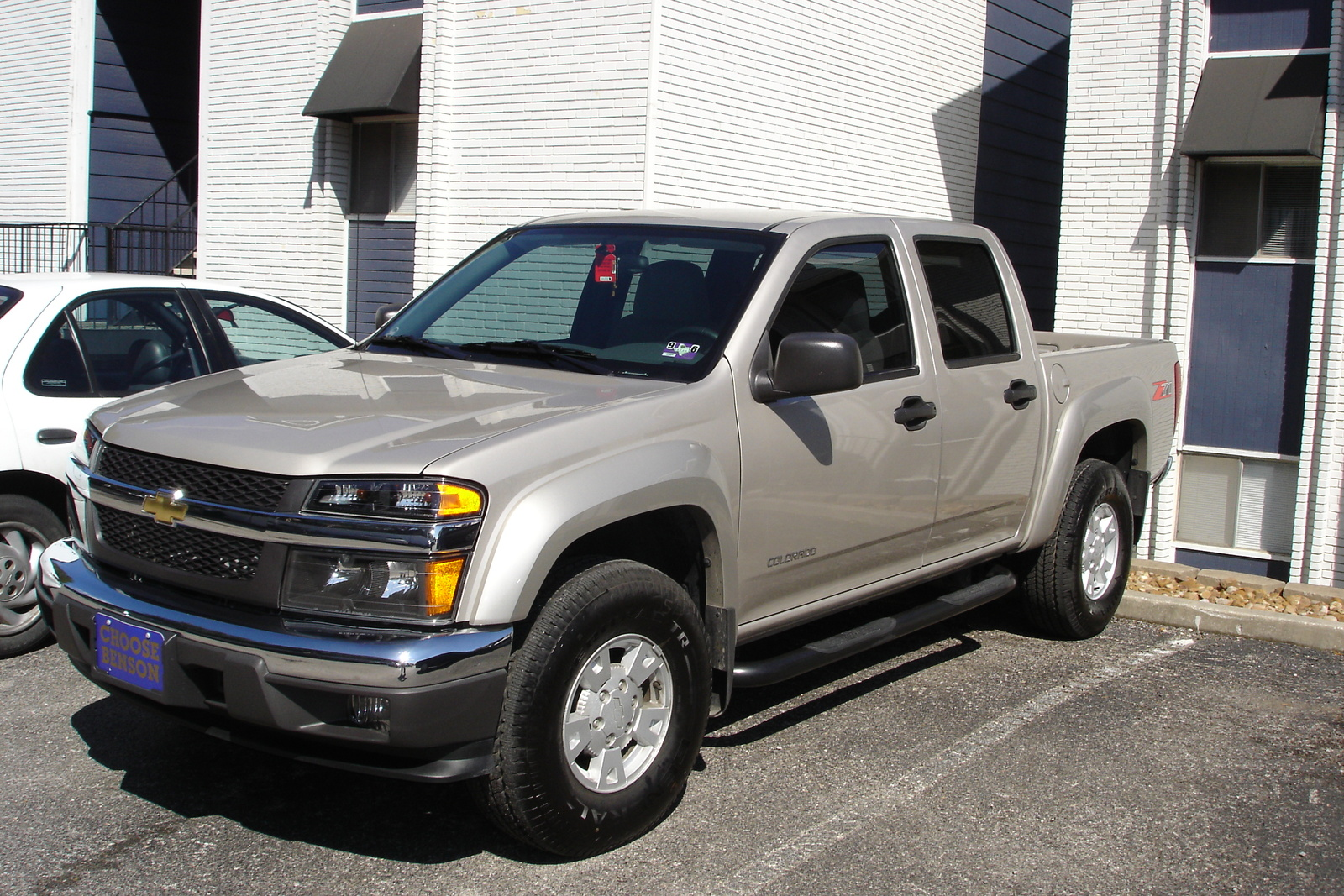 2005 Chevrolet Colorado #3