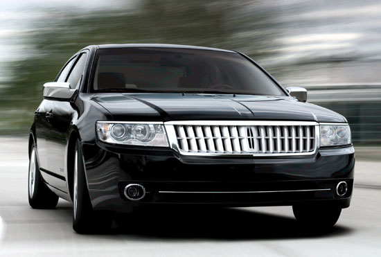 2007 Lincoln Mkz #11