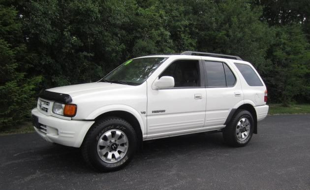 1999 Honda Passport #3