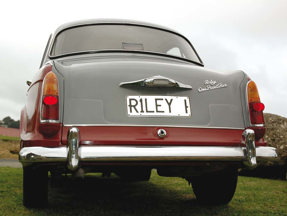 1964 Riley One-Point-Five #14