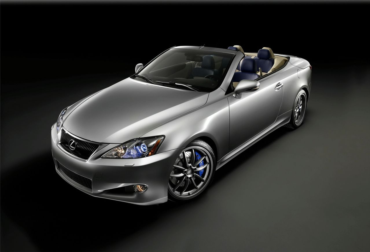 Lexus Is 250 C #2