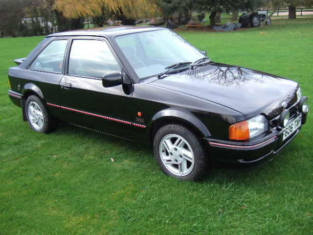 1989 Ford Orion #3