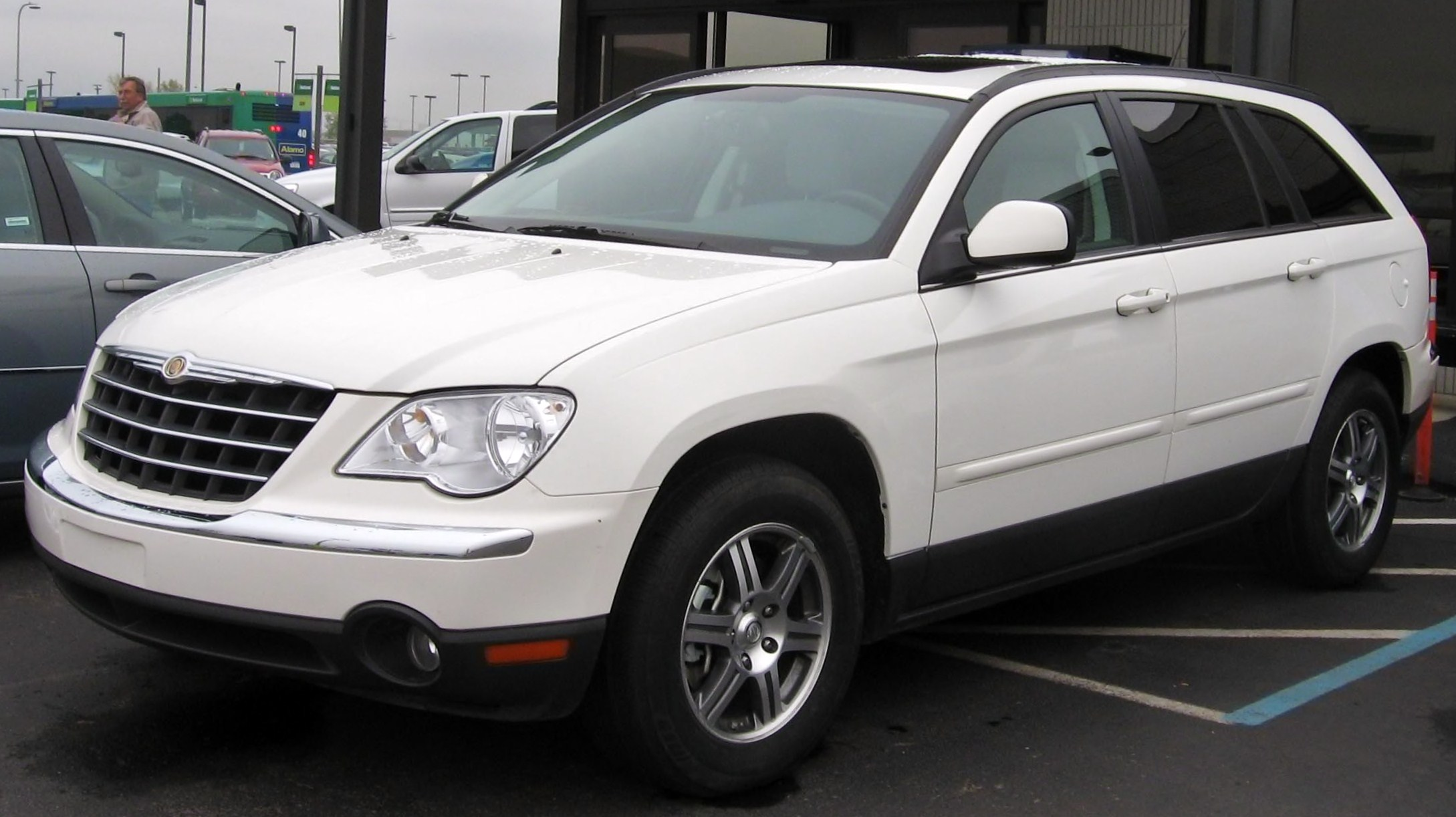 2007 Chrysler Pacifica #11