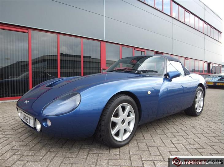 1994 TVR Griffith #4