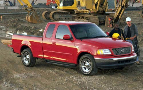 2001 Ford F-150 #6
