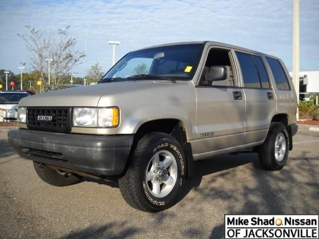 1995 Isuzu Trooper #14