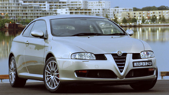 2005 alfa romeo gt photos, informations, articles - bestcarmag