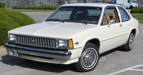 1980 Chevrolet Citation #17