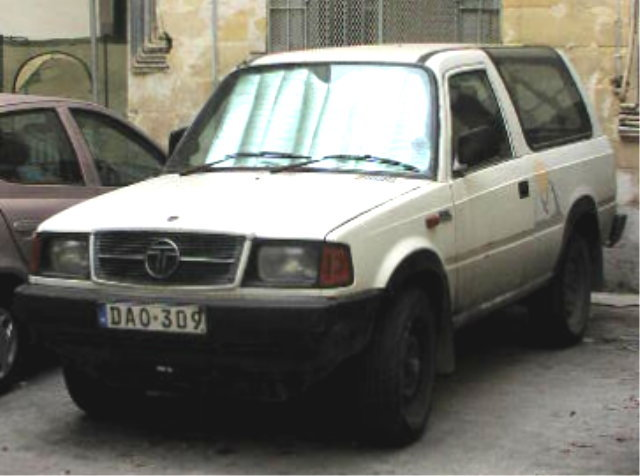 1999 Tata Estate #7