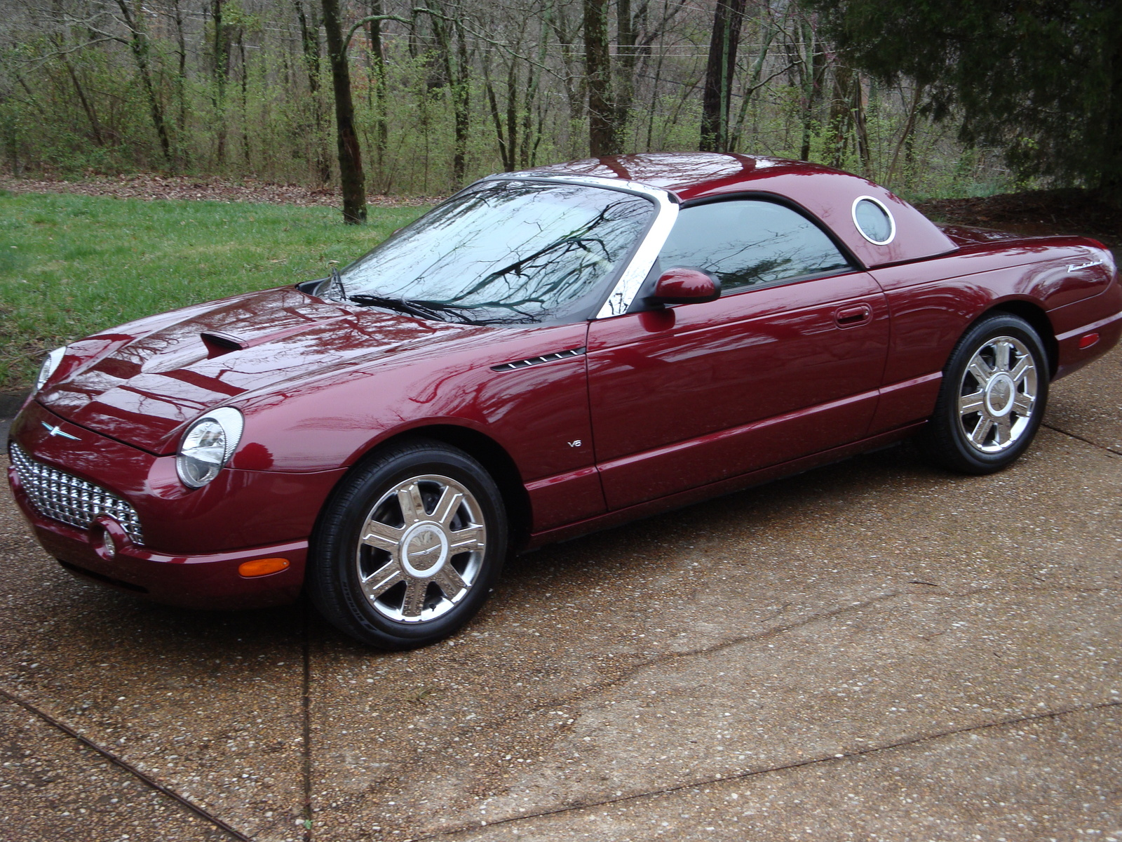 2004 Ford Thunderbird #2