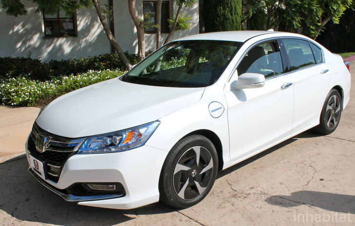 Honda Accord Plug-in Hybrid #15