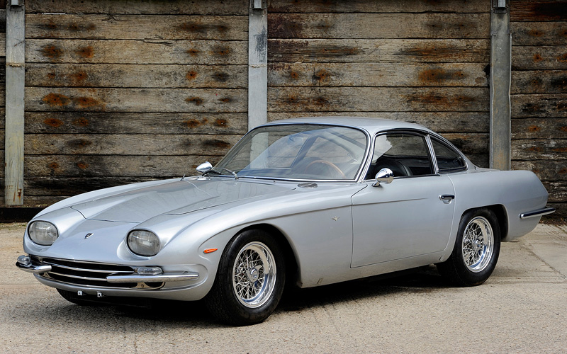 Lamborghini 350 gtv for sale