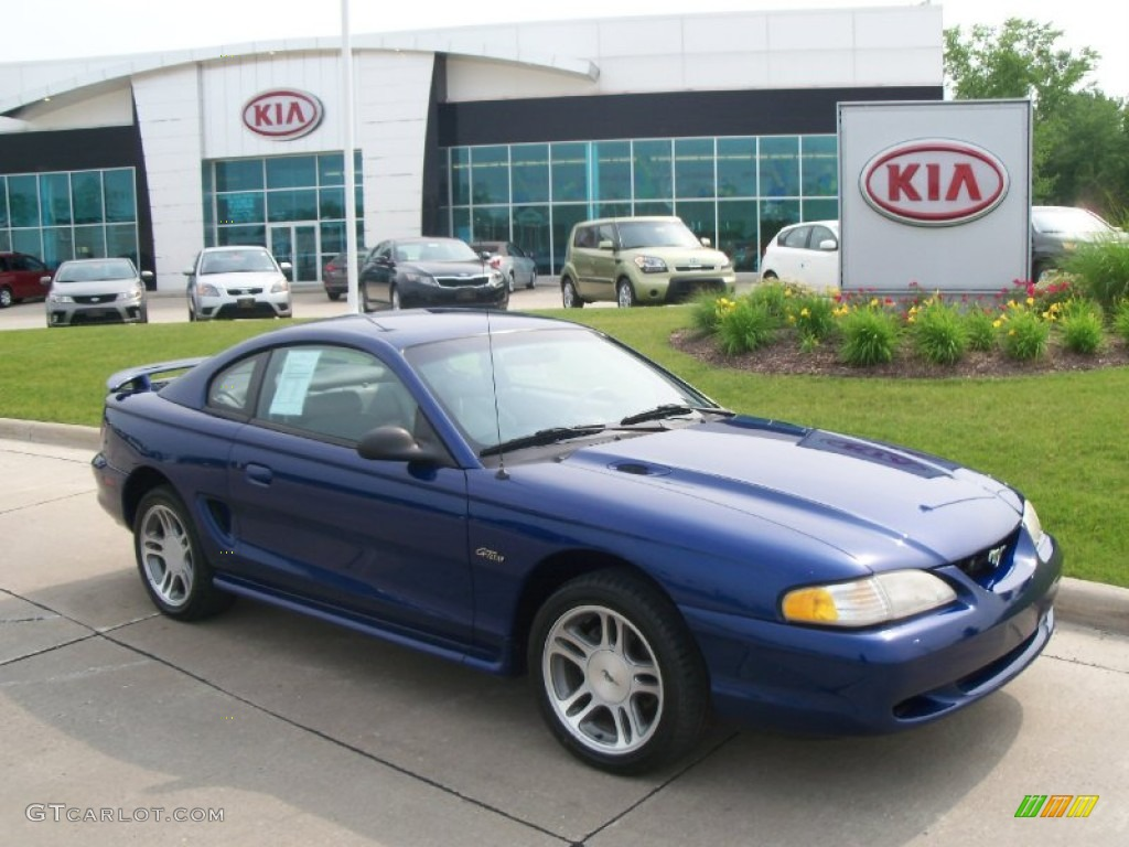 1997 Ford Mustang #10
