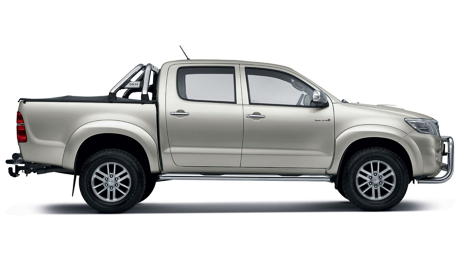 toyota hilux, photo #7