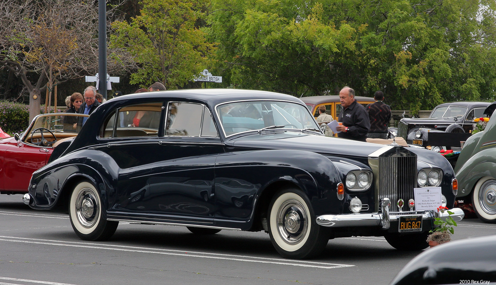 Rolls royce Silver Cloud #14