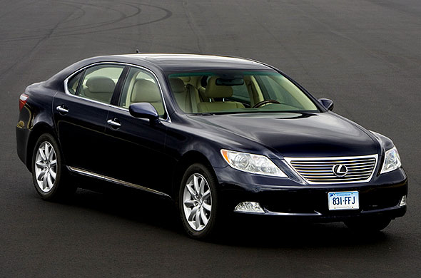 2009 lexus ls 460 photos informations articles. Black Bedroom Furniture Sets. Home Design Ideas