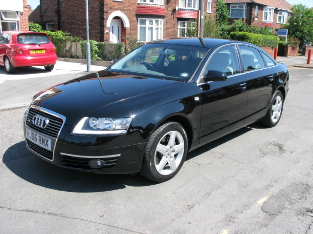 2006 audi a6 photos informations articles. Black Bedroom Furniture Sets. Home Design Ideas