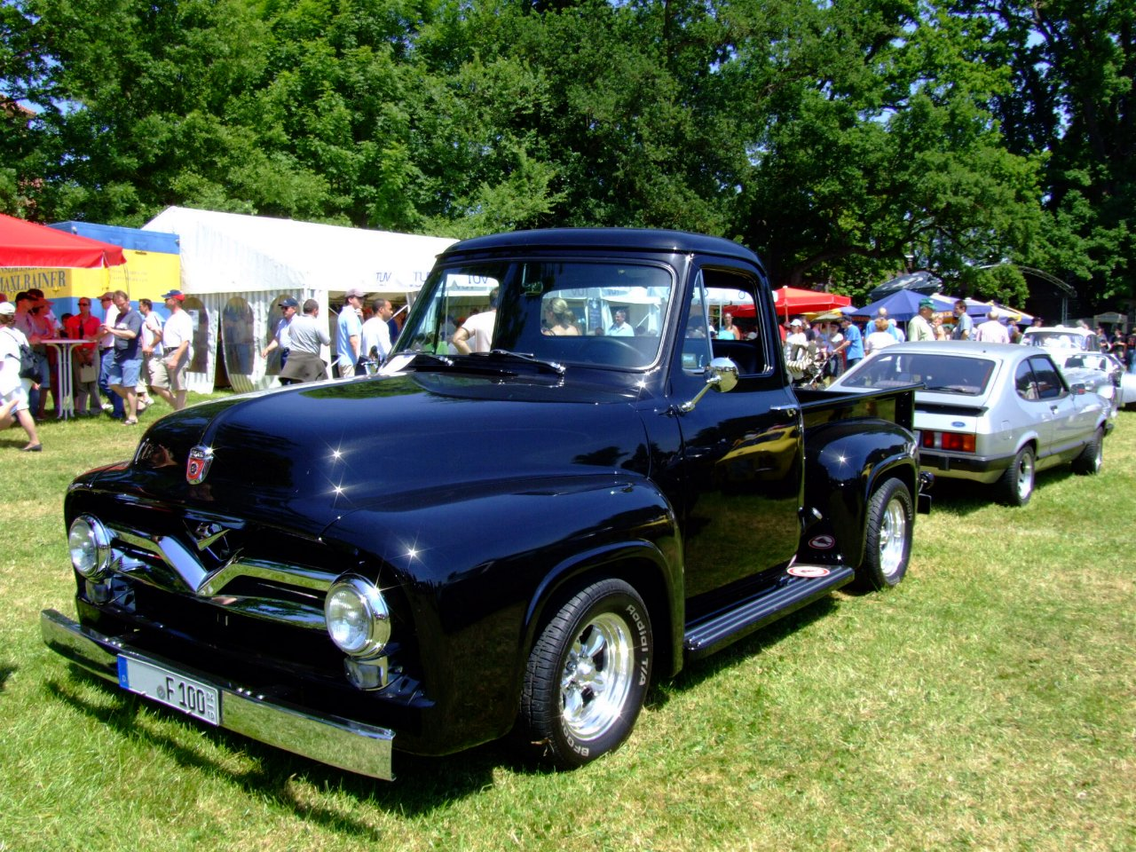 1955 Ford F #15