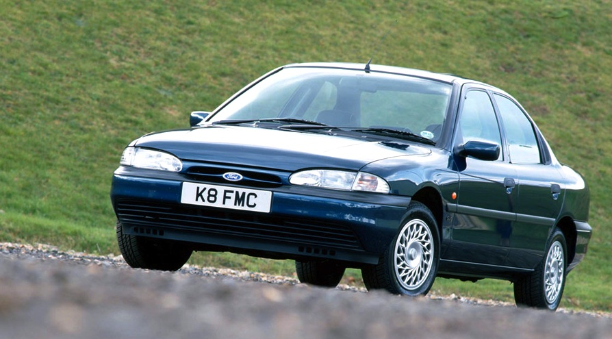 1993 Ford Mondeo #5