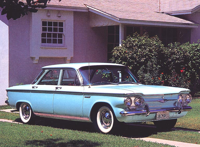 1961 Chevrolet Corvair #2
