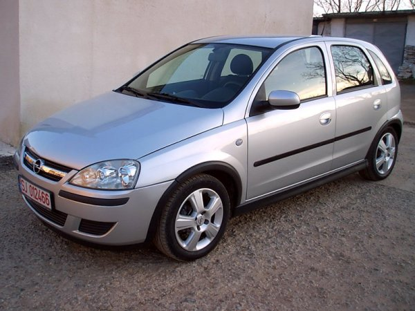 2005 opel corsa photos informations articles. Black Bedroom Furniture Sets. Home Design Ideas