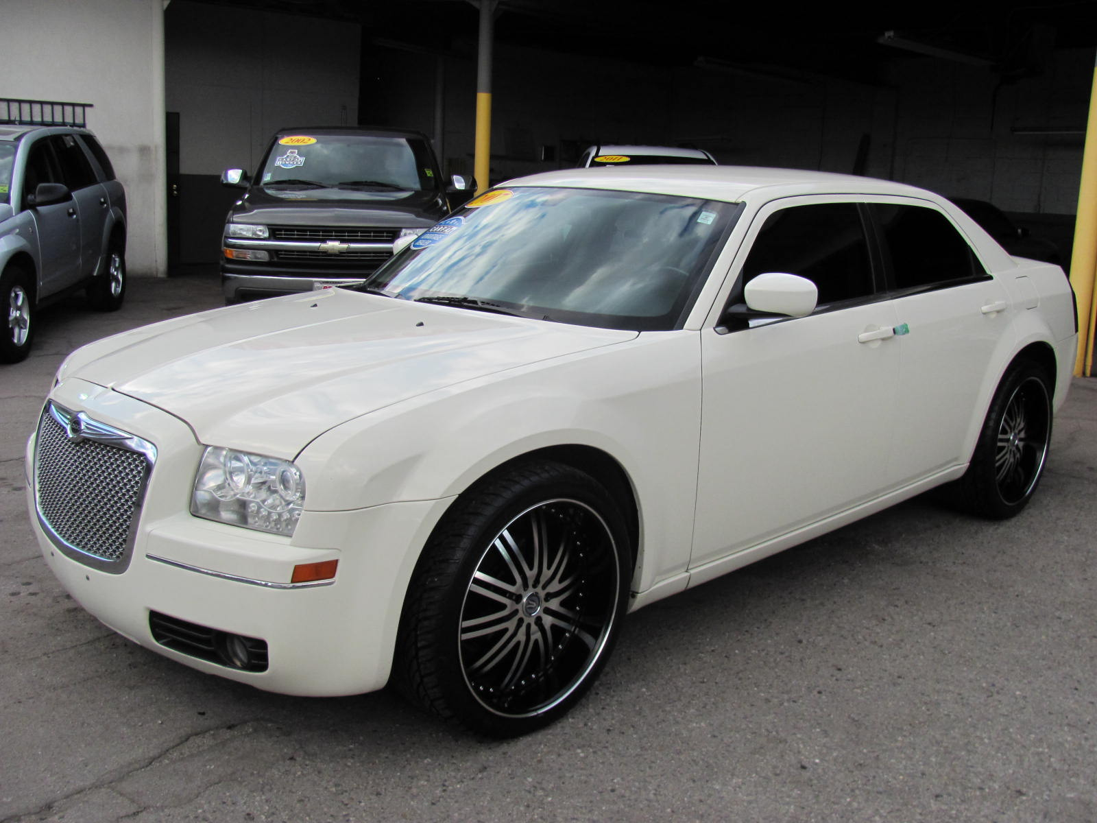 2007 Chrysler 300 #3