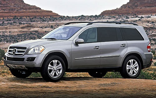 2008 Mercedes-Benz GL #6