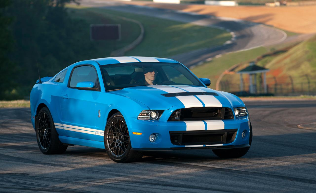 2014 Ford Shelby Gt500 #5